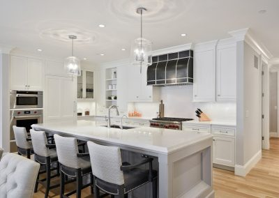 kitchen in Wayzata Luxury Condo
