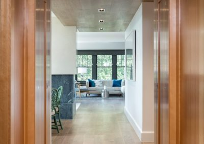Wayzata Modern Condo by condo builders John Kraemer and Sons