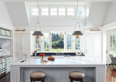 Wayzata Shingle Style home renovation by John Kraemer and Sons